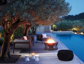 outdoor pool designs illuminare il giardino