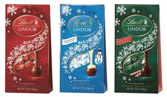 lindor colors thanks mail carrier give the gift of chocolate with