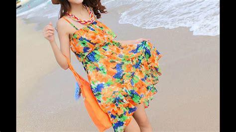 Baju Pantai Murah Keren 7 model baju pantai wanita