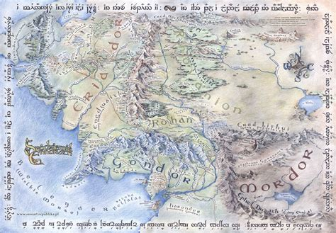 middle earth map tattoo john ronald reuel tolkien christopher tolkien quenta