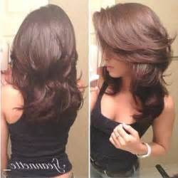 step cut hairstyle pictures step cut hairstyle for wavy hair http www gohairstyles