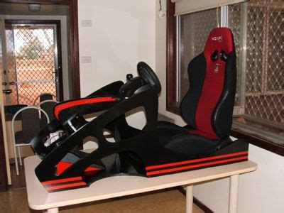 racing simulator chair plans got to make this for the home sim hardware