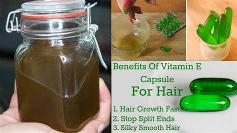 do vitamin emhance the thickness of the hair follicle powerful hair growth treatment with vitamin e grow long