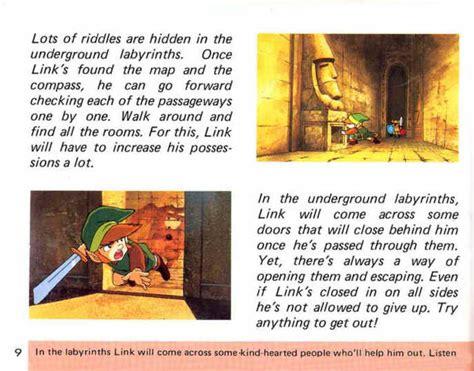 legend of zelda nes map pdf kasuto net the legend of zelda