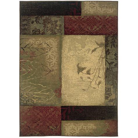 Weavers Of America Rugs by Shop Weavers Of America Bedford Multicolor