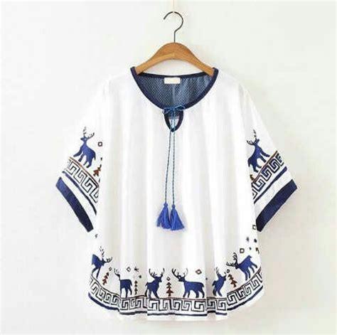 Kaos Wanita Lengan Pendek Nap Putih baju kaos wanita lengan pendek model terbaru masa kini