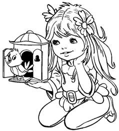 trend coloring sheets for girls best coloring 3612