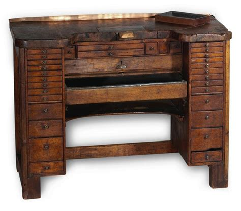 vintage work bench for sale antique jewelers bench jewellers bench ideas pinterest