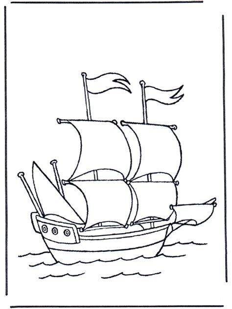 grosses segelboot malvorlagen schiffe