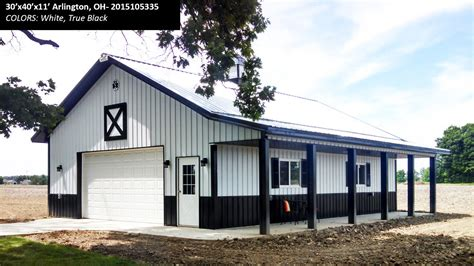Barn Garages by Energy Miser Cleary Building Corp