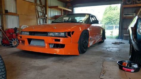nissan 240sx horsepower 1990 nissan 240sx drift car supercharged lt1 t 56