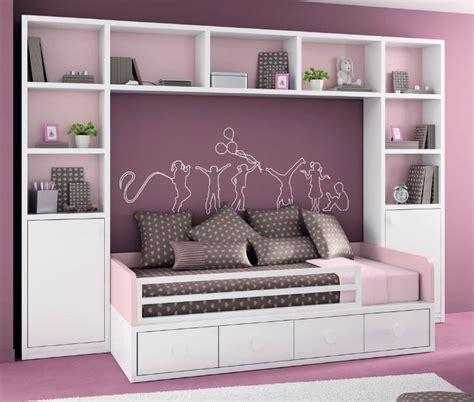 chambre pont enfant armoire pont de lit pour chambre d enfant fille