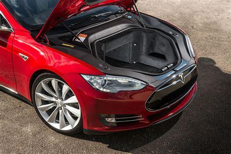 Tesla Elbil Test Av Tesla Model S P85 Sportig Elbil Som Imponerar