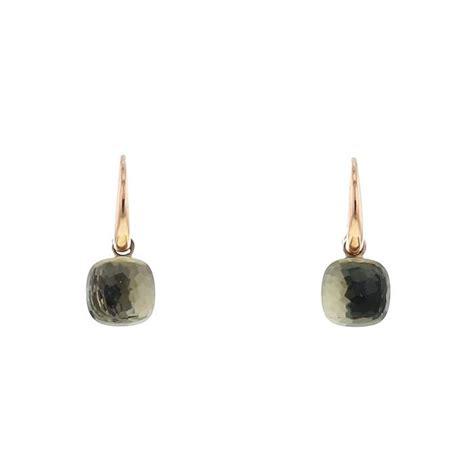 pomellato nudo earrings pomellato nudo earring 354697 collector square