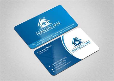 hometown business card design 106 bold serious business card designs for a business in