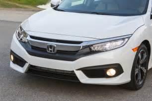 2016 Honda Civics 2016 Honda Civic Test Review Motor Trend