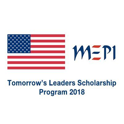 Leadership Program Mba 2018 by Middle East Partnership Initiative Mepi Tomorrow S