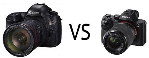 canon mirrorless dslr dslr vs mirrorless fototripper