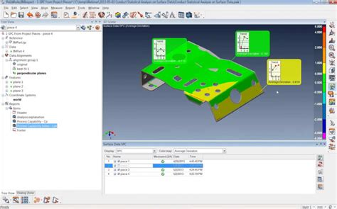 Smart Devices by Polyworks Inspection Metrology Manchester Metrology