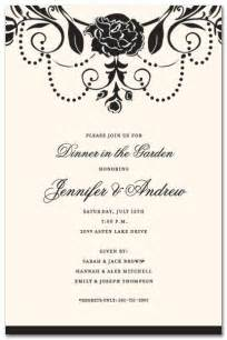 formal dinner invitation template free best photos of formal dinner invitation wording formal