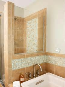 tile in bathroom bhg centsational style