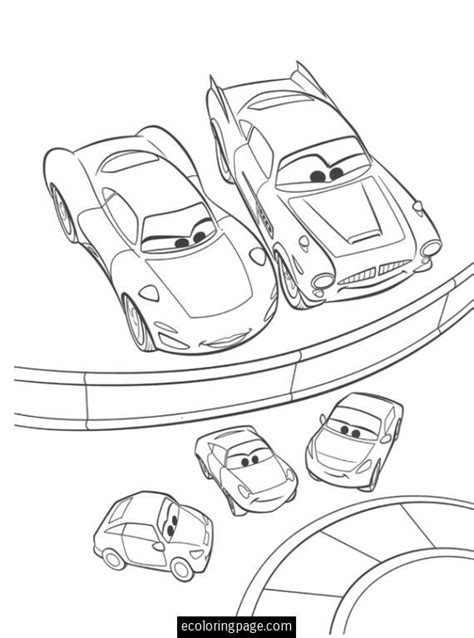 cars 2 coloring pages holley shiftwell 371 best images about movies books fairytales on