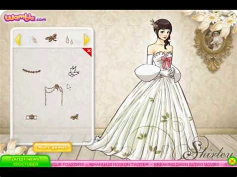 Wedding Dress Up by Shirley Wedding Dress Up Review