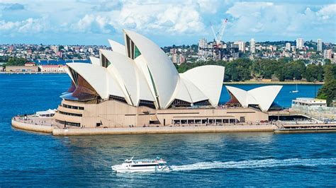 Home Design Shows by The Spectacular History Of The Sydney Opera House