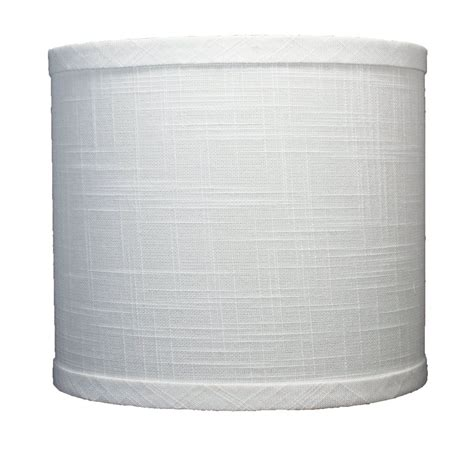 8 Inch L Shades urbanest linen drum l shade 8 quot x 8 inch x 7 inch