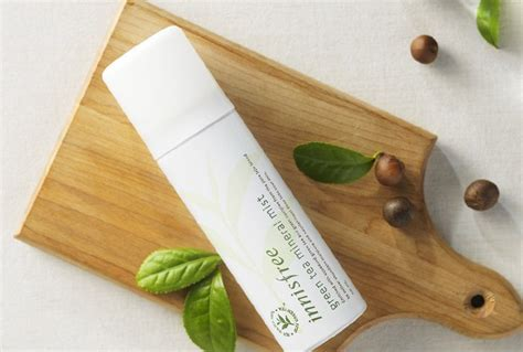 Harga Innisfree Green Tea Mineral Mist xịt kho 225 ng innisfree green tea mineral mist review