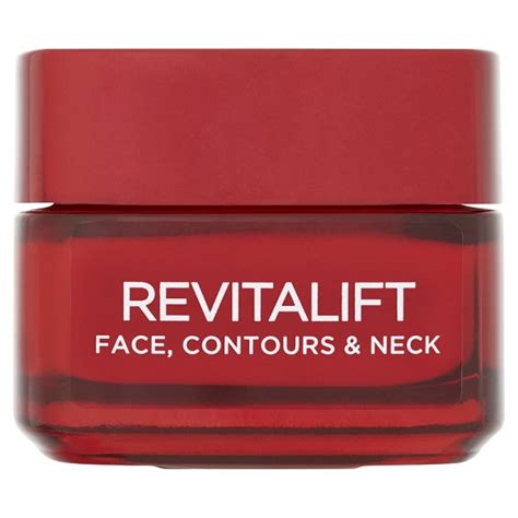 Loreal Revitalift l oreal revitalift and neck 50ml groceries tesco
