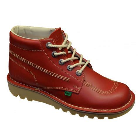 Kickers Boot Z Hitam kickers kick hi m mens boots all sizes in various