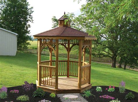 gazebo 8x8 8x8 wood gazebo 28 images cedar gable roof open