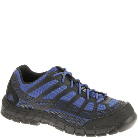 elliotts boots 90286 caterpillar s streamline safety shoes black blue