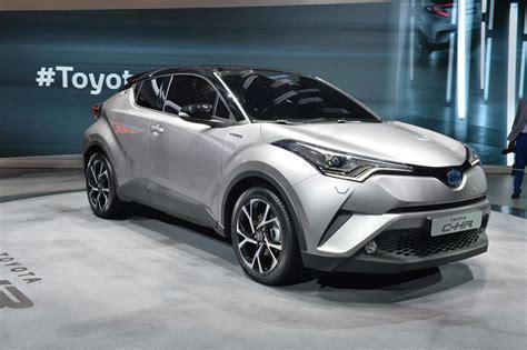 Toyota De Toyota C Hr Mais Um Sucesso A Caminho