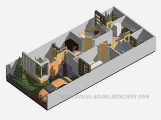 Rumah Menawan 5 Agung Kristiawan desain rumah idaman