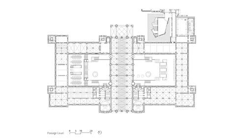 rijksmuseum floor plan new rijksmuseum by cruz y ortiz metalocus