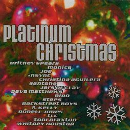 christina aguilera platinum christmas
