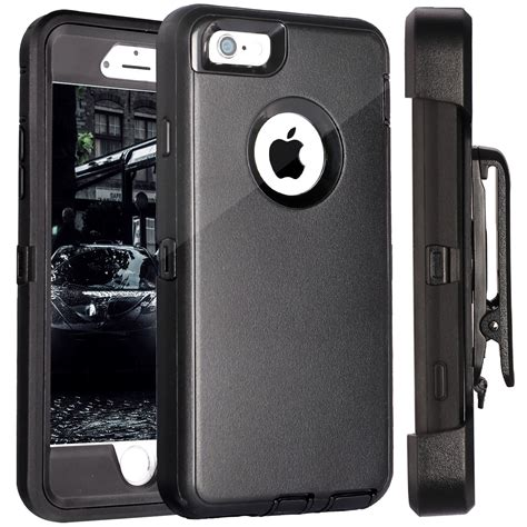 iphone 6s plus fogeek pc tpu combo protective heavy duty protective f ebay