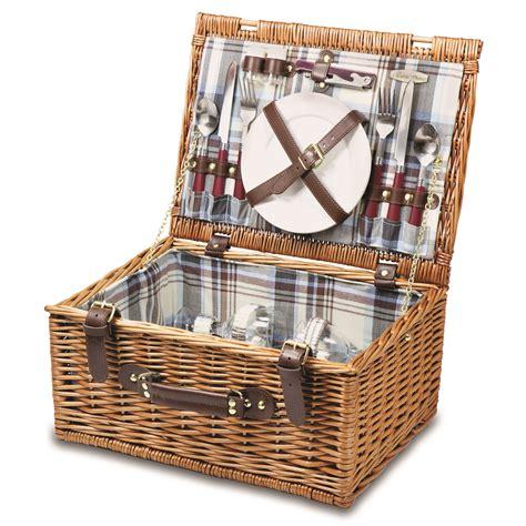 Picknik Timer Set picnic time bristol two person willow picnic basket