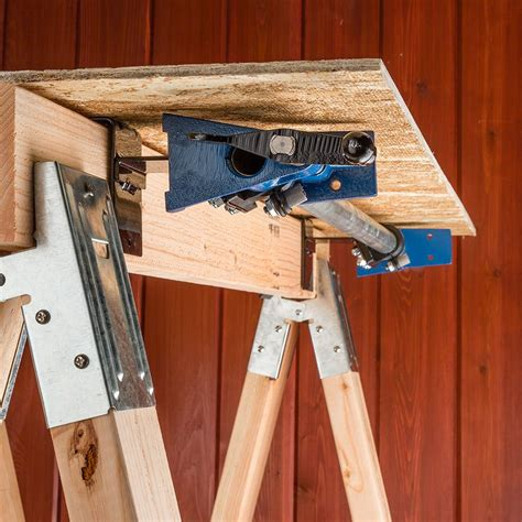 rockler pipe clamp mounting brackets rockler woodworking