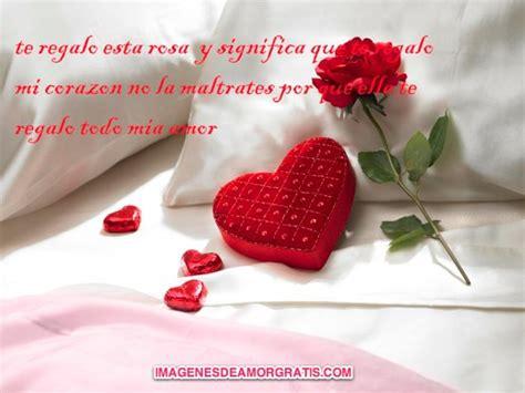 imagenes y frases de amor con flores im 225 genes de amor con mensajes tiernos rosas y corazones