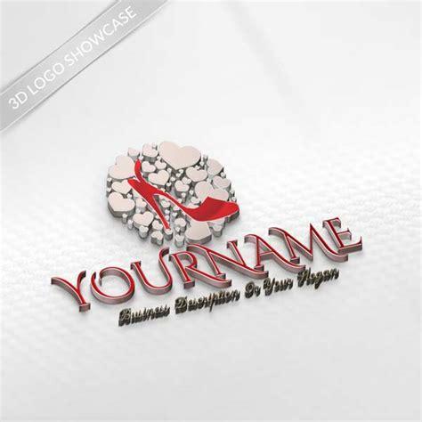 logo maker shoes store logo design
