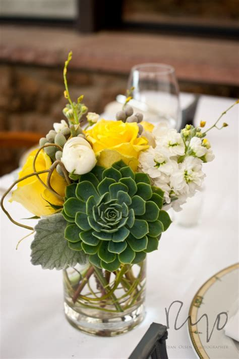 Succulent The Hottest Mesmerizing And Captivating Trend Succulent Wedding Centerpiece