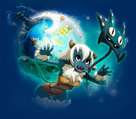 Hd Archipelagos Blue wakfu the strategic mmorpg with a real environmental and