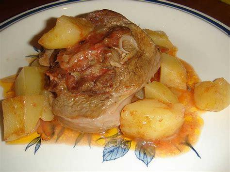 ossobuchi alla milanese con patate al forno e rosmarino