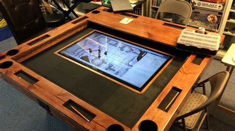 d d gaming table how to build a high end gaming table for as as 150 make