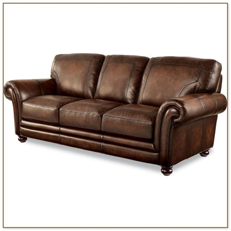 lazy boy leather sofas