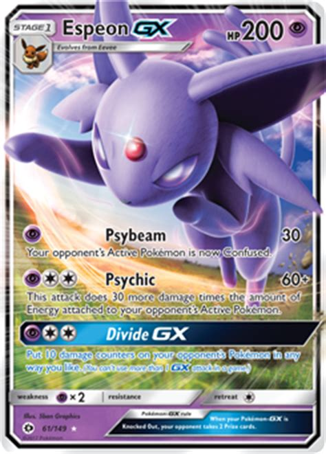 espeon the sun by parastatic espeon gx sun and moon card review primetime