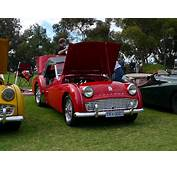 Triumph Sports Owners Association SA &187 Members Cars
